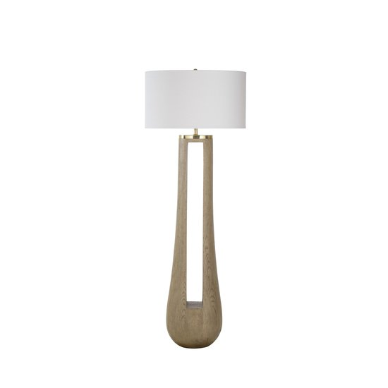 Gray floor lamp  sonder living treniq 1 1526879148212
