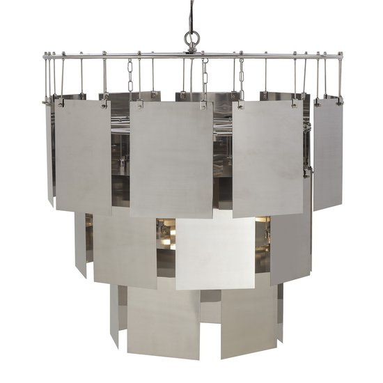 Marilyn chandelier large stainless steel  sonder living treniq 1 1526879220841