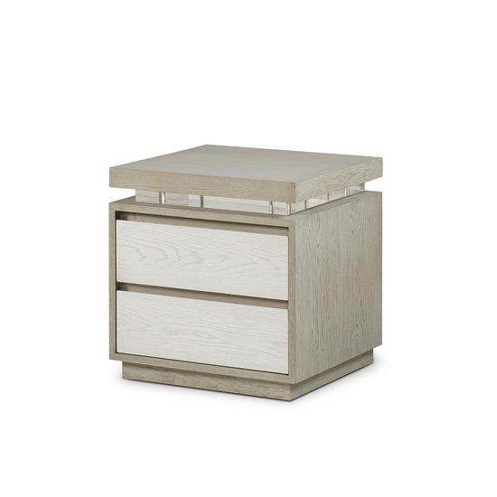 Newman 2 drawer bedside chest  sonder living treniq 1 1526880080482