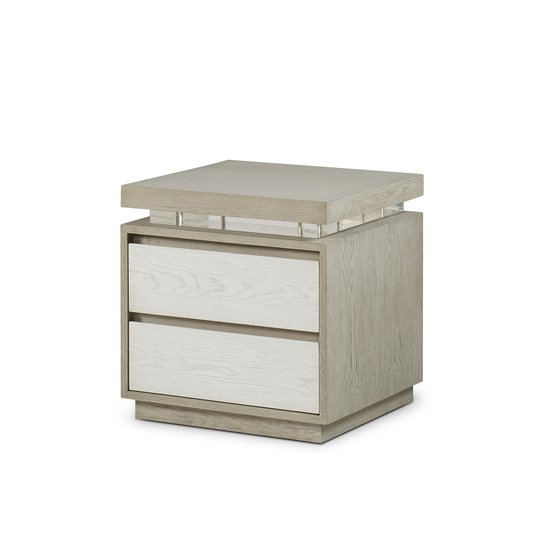 Newman 2 drawer bedside chest  sonder living treniq 1 1526880080485