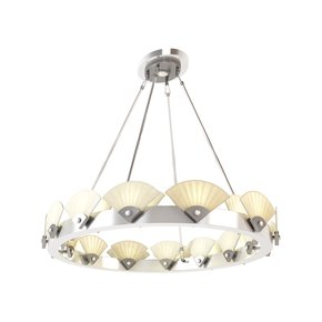 Spectrum Large Oval Chandelier - Mari Ianiq - Treniq