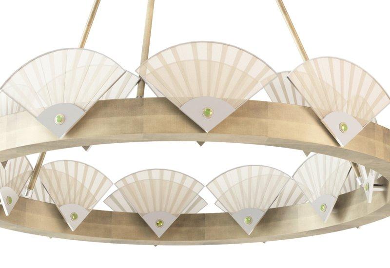 Spectrum large round chandelier mari ianiq treniq 3