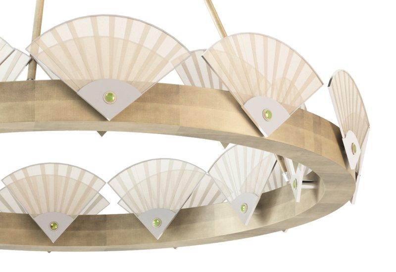 Spectrum large round chandelier mari ianiq treniq 4