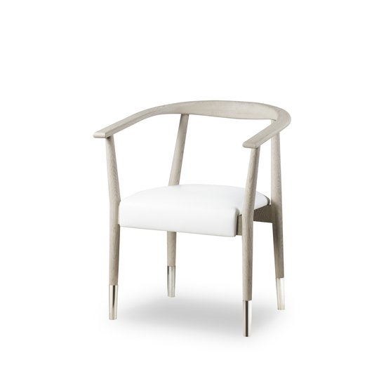Soho Dining Chair Grey Oak Uk