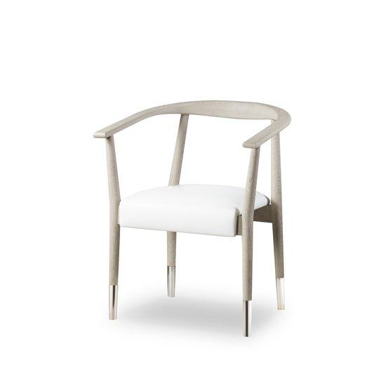 Soho dining chair grey oak (uk)  sonder living treniq 1 1526880923139