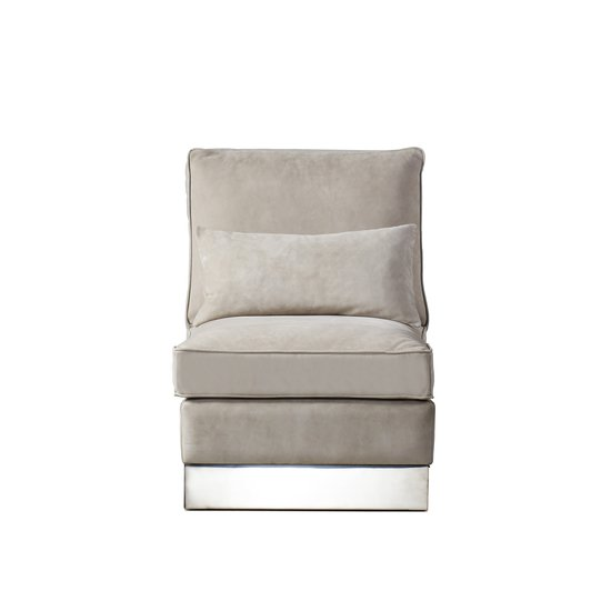 Molly lounge chair  sonder living treniq 1 1526882187959