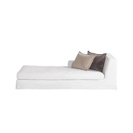 Jackson modular sofa left arm facing chaise warm white  sonder living treniq 1 1526882603502