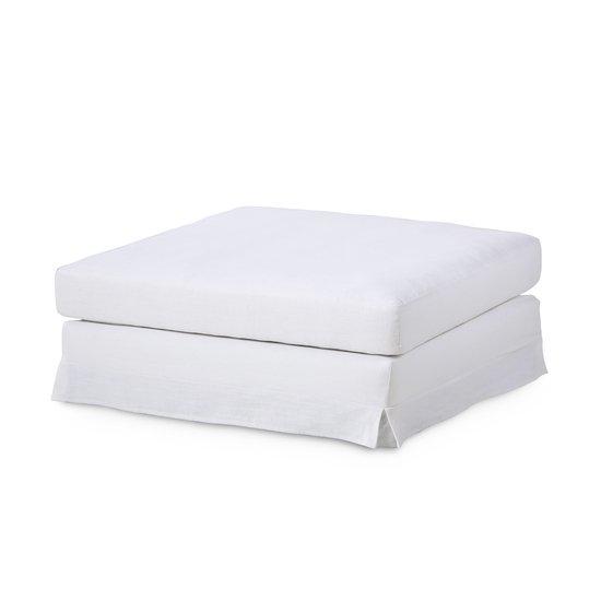 Jackson modular sofa ottoman warm white  sonder living treniq 1 1526882664204