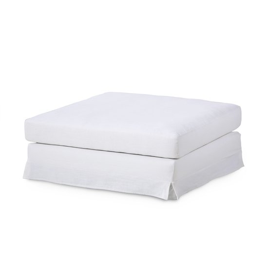 Jackson modular sofa ottoman warm white  sonder living treniq 1 1526882664207