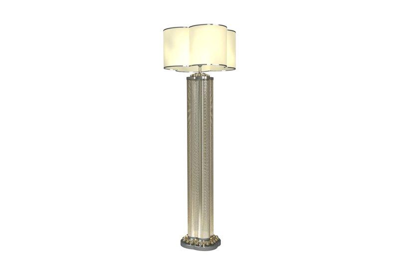 Happy clover floor lamp mari ianiq treniq 1