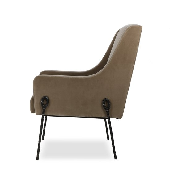 Bailey occasional chair vadit mushroom  sonder living treniq 1 1526882791247