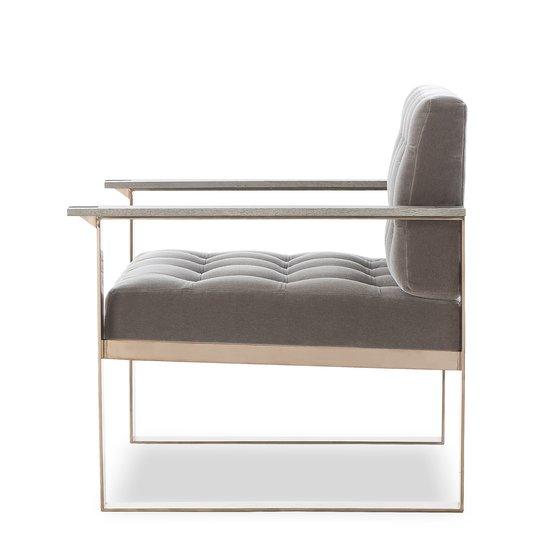 Vinci arm chair mohair  sonder living treniq 1 1526883024588