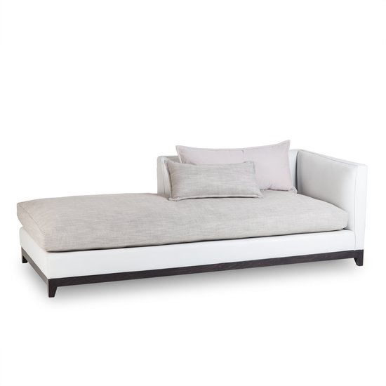 Jackson chaise right arm facing fallon white  sonder living treniq 1 1526883091308