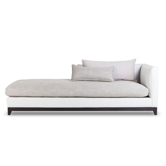 Jackson chaise right arm facing fallon white  sonder living treniq 1 1526883091344