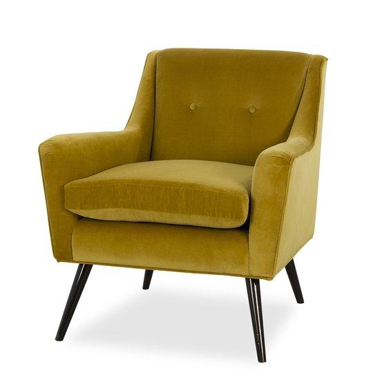 Marlow occasional chair vadit lemon  sonder living treniq 1 1526883333523