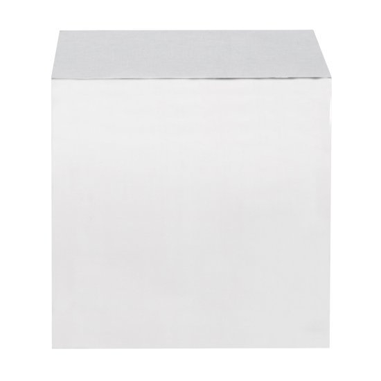 Morgan accent table square stainless steel  sonder living treniq 1 1526905149932