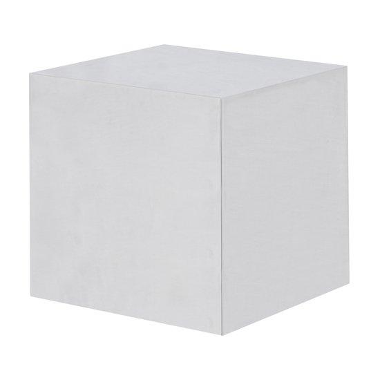 Morgan accent table square stainless steel  sonder living treniq 1 1526905149928