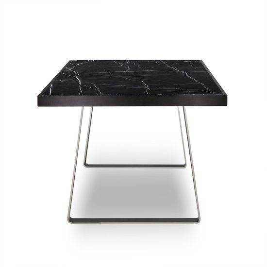 Jopling dining table black marble  sonder living treniq 1 1526905258228