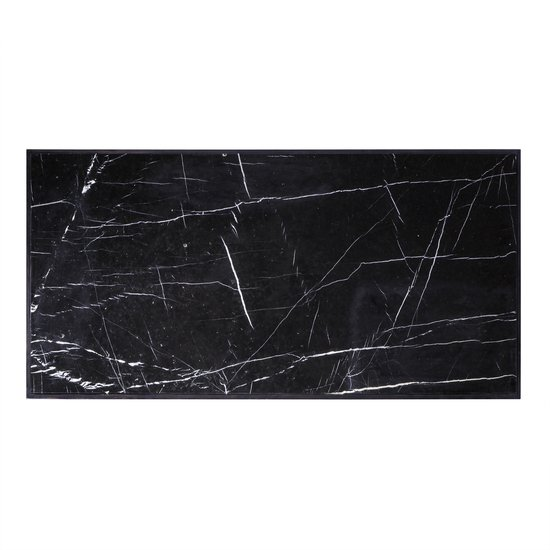 Jopling dining table black marble  sonder living treniq 1 1526905262690