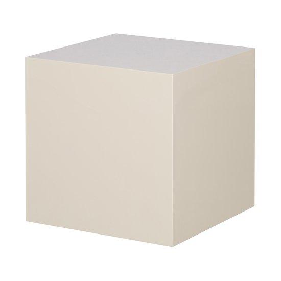 Morgan accent table square snow lacquer  sonder living treniq 1 1526906219615