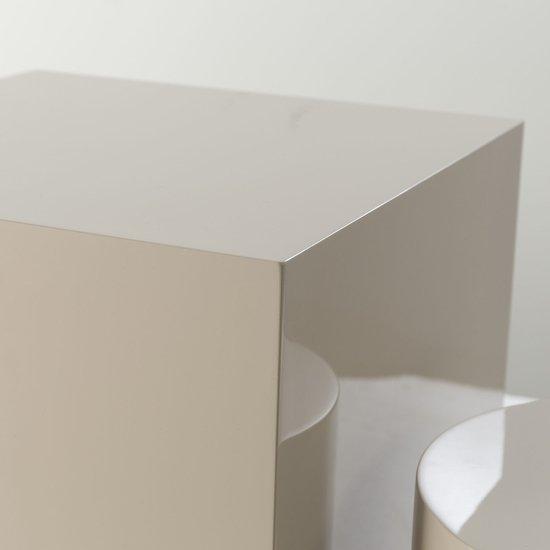 Morgan accent table square snow lacquer  sonder living treniq 1 1526906219626