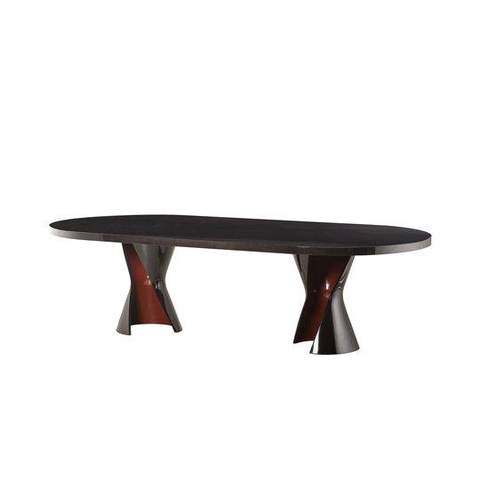 Ned oval dining table  sonder living treniq 1 1526906375206