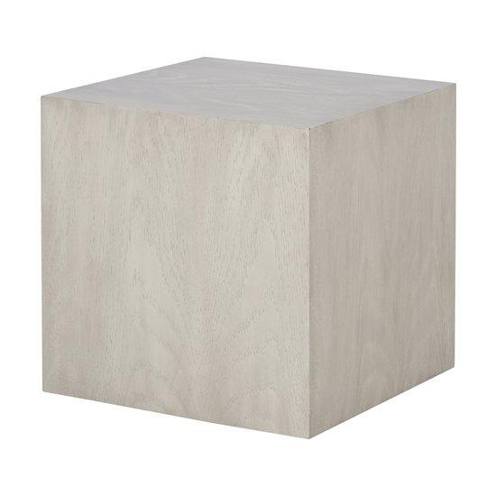 Morgan accent table square oak  sonder living treniq 1 1526906684284