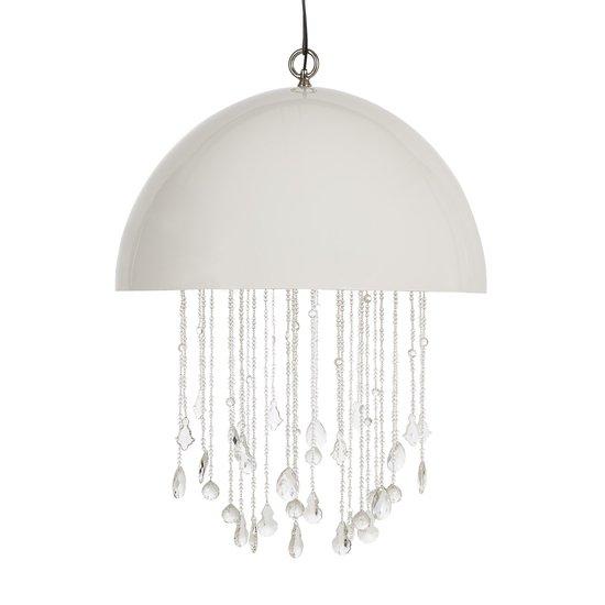 Lunar chandelier large white sonder living treniq 1 1526906829697