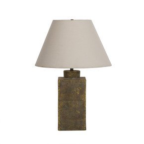 Ceramic-Caddy-Lamp-Gold_Sonder-Living_Treniq_0