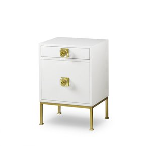 Formal-Nightstand-White-Lacquer_Sonder-Living_Treniq_0