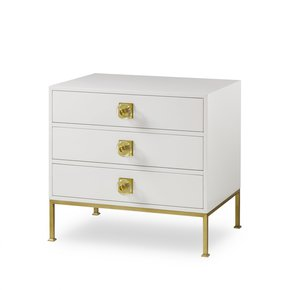 Formal-Chest-3-Drawer-White-Lacquer_Sonder-Living_Treniq_0