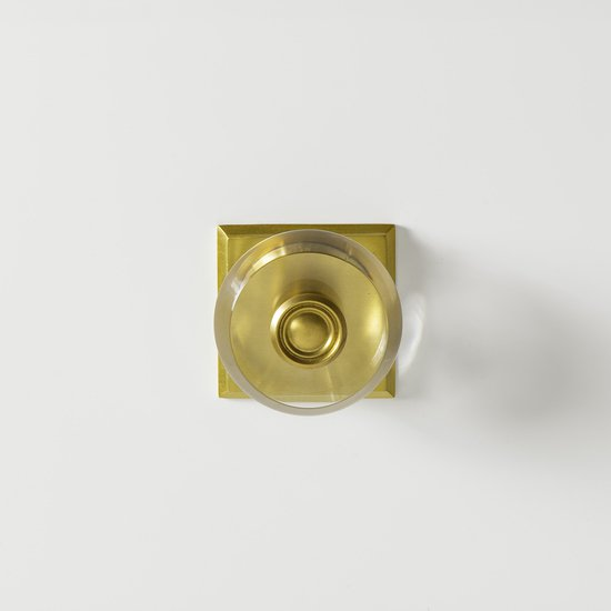 Formal chest 3 drawer white lacquer sonder living treniq 1 1526907425284