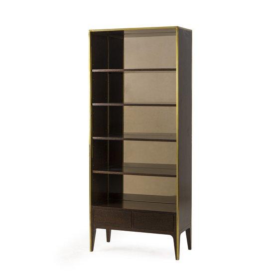 Silhouette bookcase smoked eucalyptus sonder living treniq 1 1526907452470