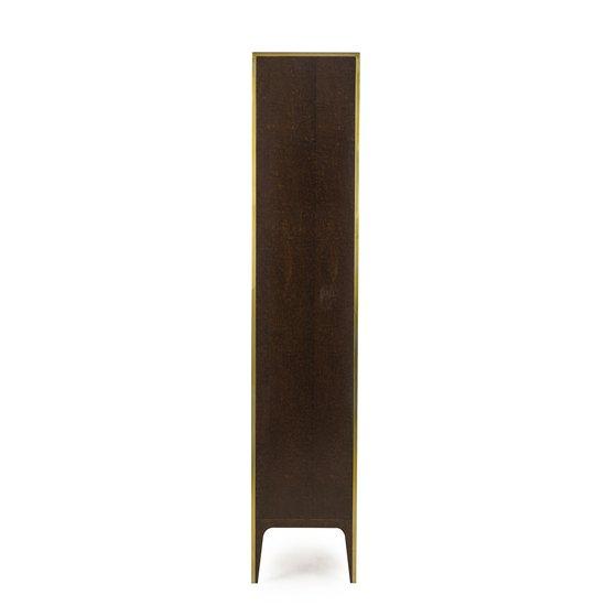 Silhouette bookcase smoked eucalyptus sonder living treniq 1 1526907452499
