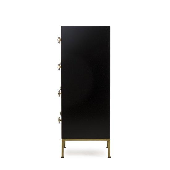 Formal chest 8 drawer black sonder living treniq 1 1526907631816