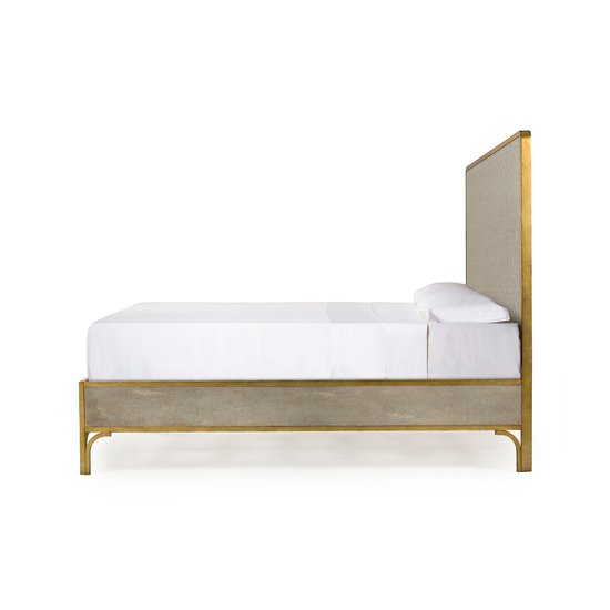 Gilded star mirror bed us king sonder living treniq 1 1526907657629