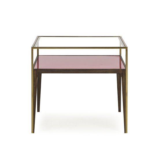 Rubylite side table pink glass sonder living treniq 1 1526908553859