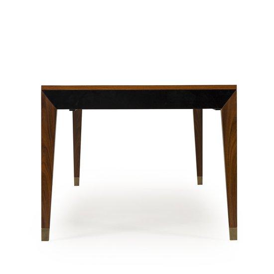 Reform dining table black   rosewood sonder living treniq 1 1526908603869