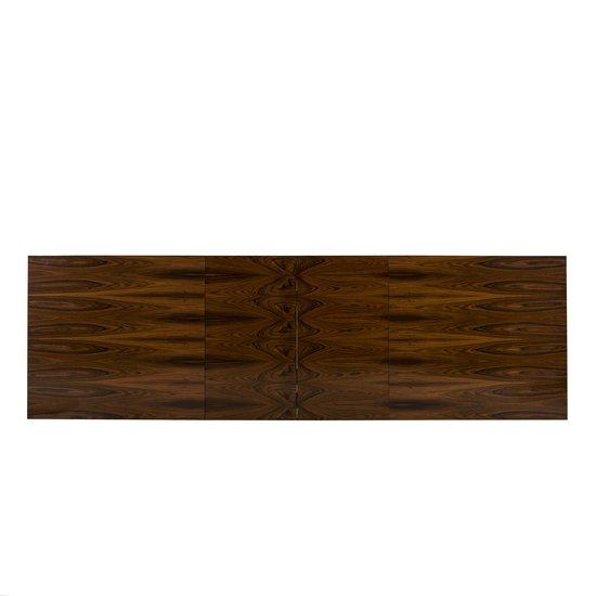 Reform dining table black   rosewood sonder living treniq 1 1526908608327