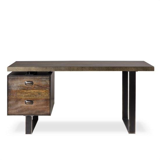 Charles desk single ped concrete  sonder living treniq 1 1526969404099