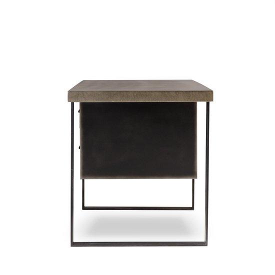 Charles desk single ped concrete  sonder living treniq 1 1526969417790