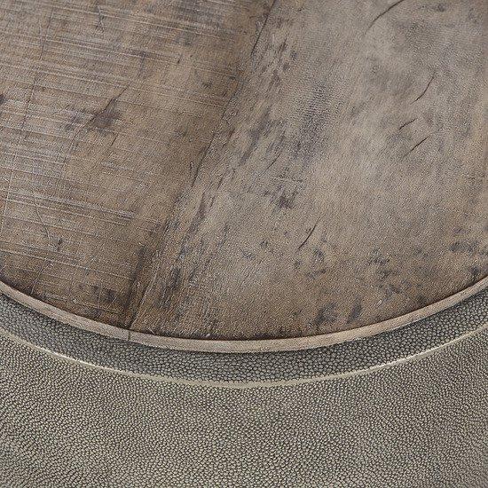 Crosby side table driftwood  sonder living treniq 1 1526970299914