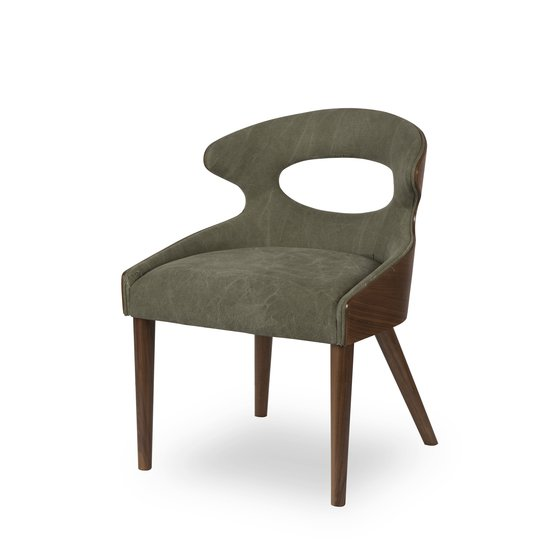 Tatiana chair green  sonder living treniq 1 1526970656631