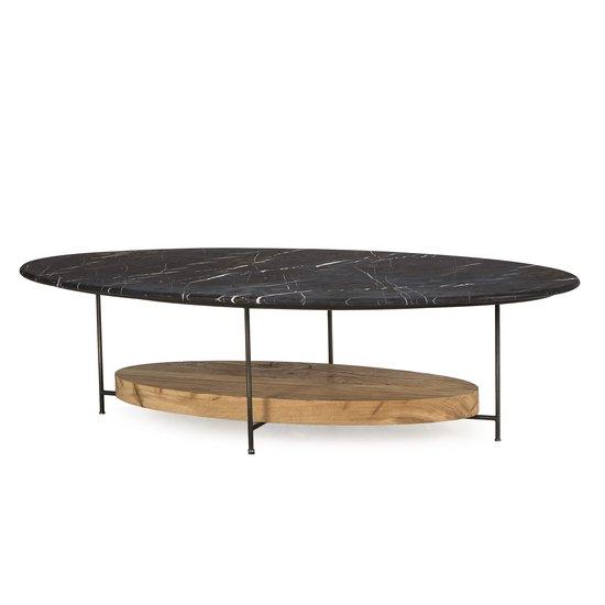 Olivia coffee table black marble  sonder living treniq 1 1526970901534