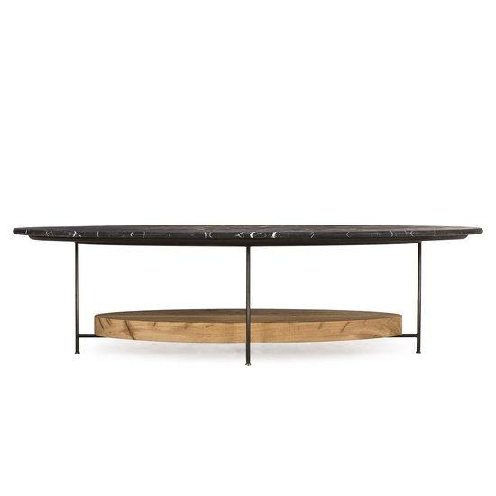 Olivia coffee table black marble  sonder living treniq 1 1526970901563