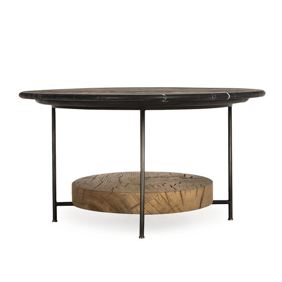 Olivia coffee table black marble  sonder living treniq 1 1526970909161