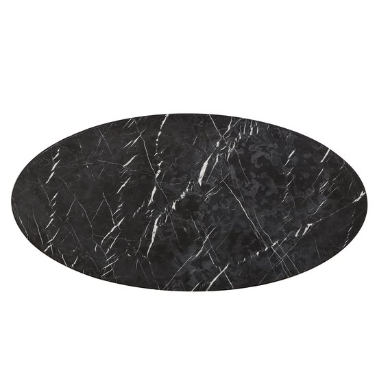 Olivia coffee table black marble  sonder living treniq 1 1526970911037