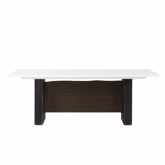 Jordan dining table white acrylic  sonder living treniq 1 1526971041572