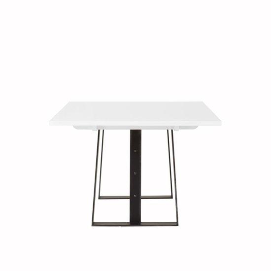 Jordan dining table white acrylic  sonder living treniq 1 1526971053437
