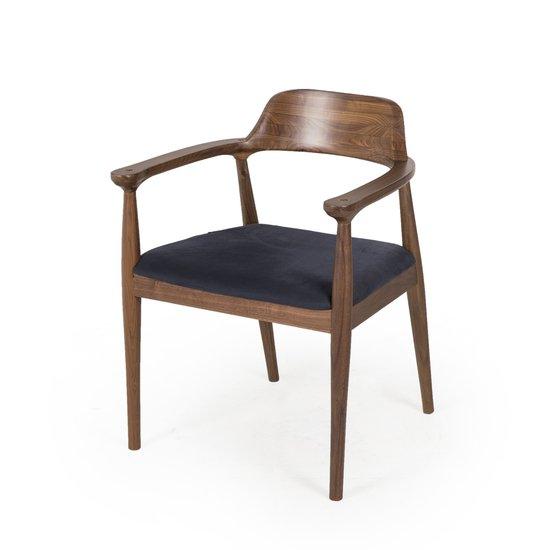Sofia chair blue  sonder living treniq 1 1526971479526